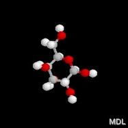 galactose-molecules